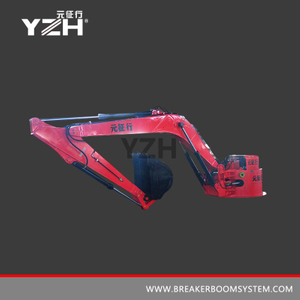 Fixed Type Pedestal Booms System